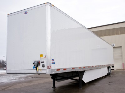Tractor Trailer side skirts truck parts