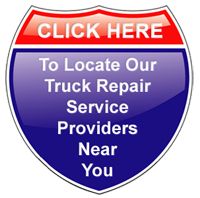 click here to locate our truck repair service providers near you