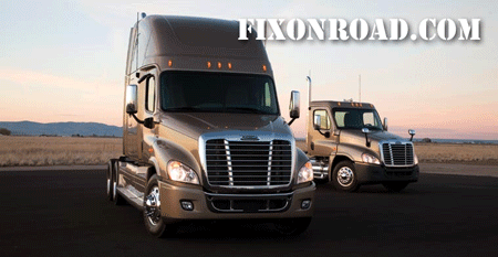 Hybrid Truck Technology Freightliner Cascadia