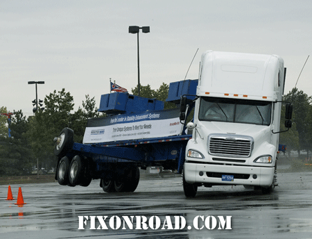 Truck Road Assistance